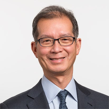 Andrew Lo is Senior Managing Director and Head of Asia Pacific.