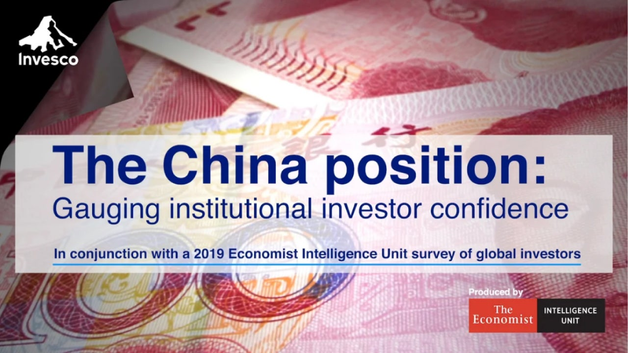 Three global investors share their experience on investing in China, in conjunction with a landmark survey of global investors on their sentiment towards Chinese markets.