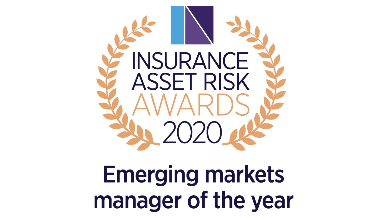 Invesco wins the Insurance Asset Risk Emerging Markets Manager of the Year award
