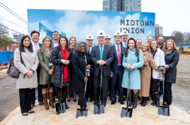 Invesco breaks ground on new global headquarters