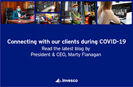Marty Flanagan, President and CEO Blogpost: Connecting with our clients during COVID-19