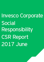 Invesco Corporate Social Responsbility CSR Report 2017 June