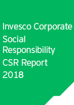 Invesco Corporate Social Responsibility CSR Report 2017