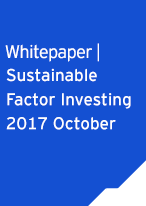 White paper: Sustainable Factor Investing