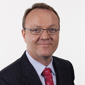 Borge Endresen, CFA,Senior Portfolio Manager